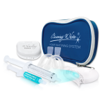 deluxe home teeth whitening kit by beaming white
