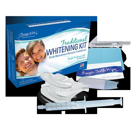 Traditional Kit Beaming White