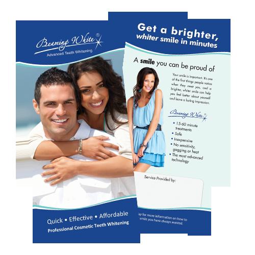 Teeth Whitening Brochure Teeth Whitening Brochures