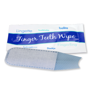 Finger Wipe