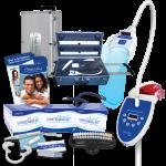 Mobile Teeth Whitening Package