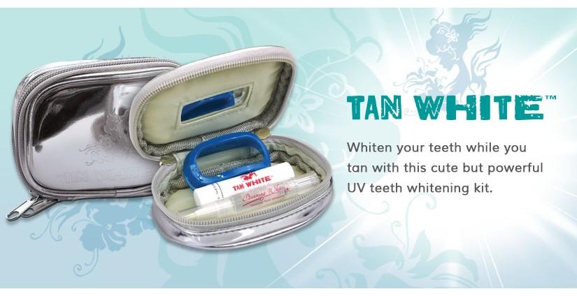 Tan White