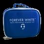 forever white teeth whitening headset travel case