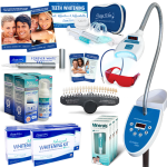 premium teeth whitening package for spas and salons
