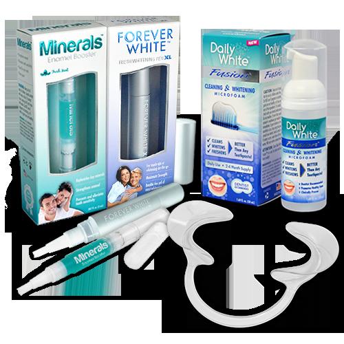Smile Maintenance System Beaming White
