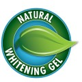 natural whitening gel